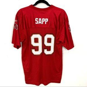 Warren Sapp Buccaneers Jersey